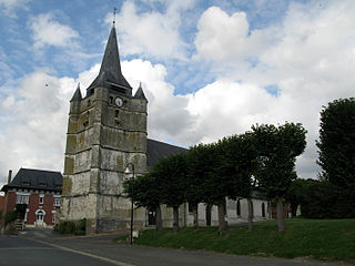 Cappy, Somme Commune in Hauts-de-France, France
