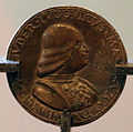 Caradosso (attr.), medaglia di ludovico il moro, 1488 circa, recto.JPG