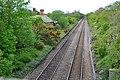 Cardiff to Bridgend line near St Athan - geograph.org.uk - 1284924.jpg