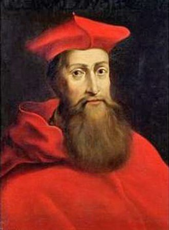 Reginald Pole - Image: Cardinal Reginald Pole