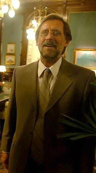 Carlos Rafael Fernández - Image: Carlos Fernández caminando