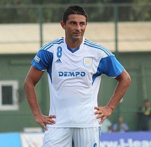 Carlos Hernández (footballer) - Image: Carlos Hernández Mumbai FC 0 1 Dempo