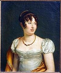 Portrait of Caroline Murat (1782-1839), Queen of Naples