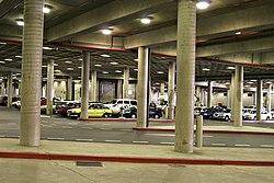 Underground Carpark