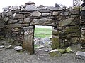 Carrickabraghy Castle, Doagh Island - geograph.org.uk - 1333387.jpg
