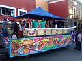 Carro alegórico de San Juan Huactzinco en el Carnaval de Tlaxcala 2017.jpg