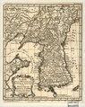 Carte de la province de Quantong ou Lyau-tong et du Royaume de Kau-li ou Corée LOC 2004629234.tif