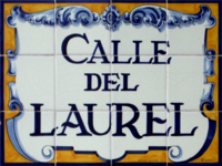 Cartel calle Laurel.png