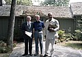 Carter, Sadat, and Begin, September 7, 1978 (10729701903).jpg