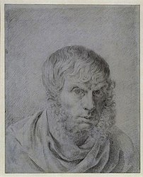 Caspar David Friedrich: Selfportrait