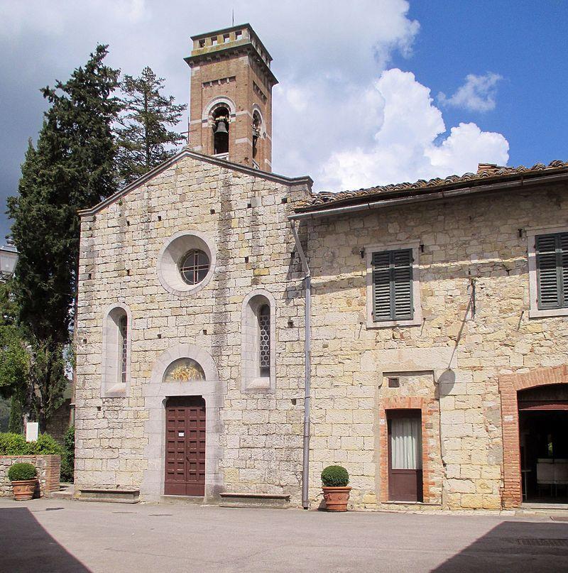 Castelnuovo Berardenga - Pieve di San Felice.jpg
