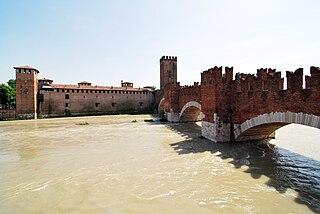 Castelvecchio (Verona) castle