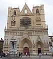 Cathédrale St Jean façade ouest Lyon 18.jpg