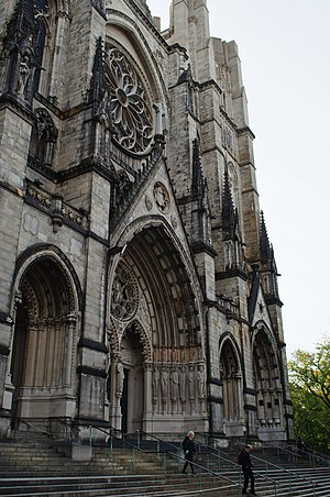 Heins & LaFarge - Cathedral of St. John the Divine, New York