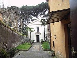 Aqua Claudia - San Tommaso in Formis