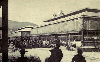 Port-au-Prince - Central Market, Port-au-Prince, 1907
