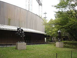 The Tempest (Hebald) - The Tempest (on left), 2009