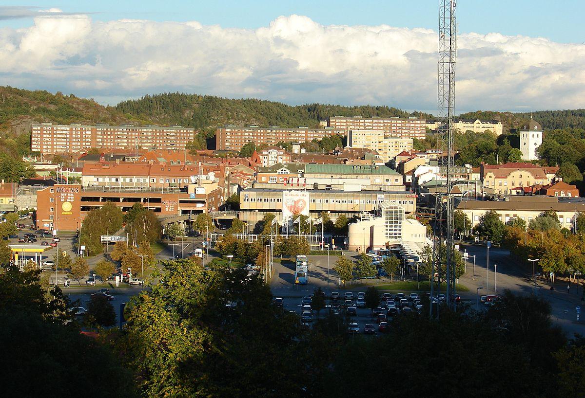 Uddevalla Wikipedia