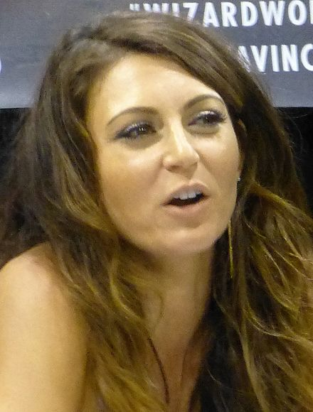 Vincent in 2016 Cerina Vincent 2016.jpg