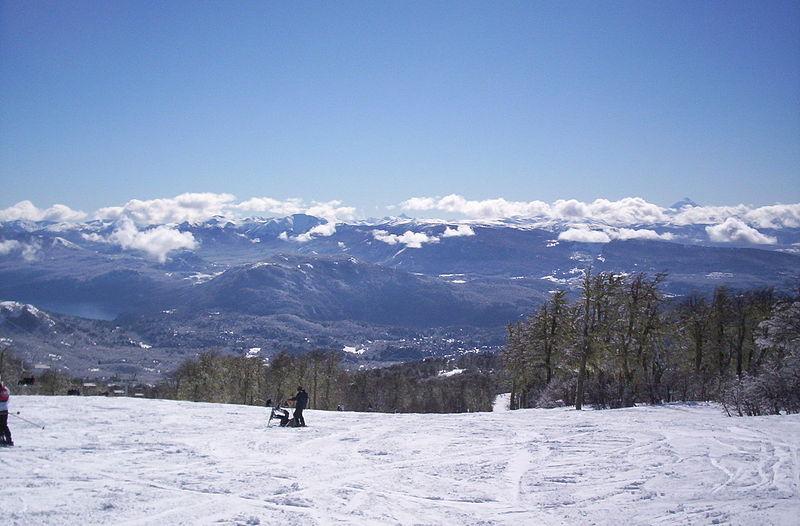 Melhores pistas de esqui na Argentina