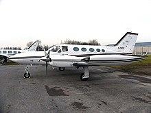 Cessna 421 - Wikipedia