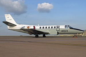 Cessna 560 Citation V - Chris Lofting.jpg