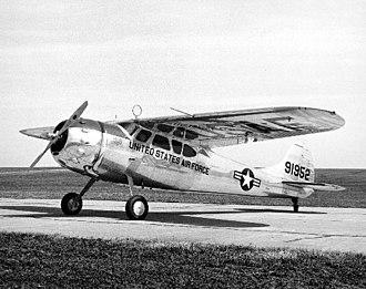 Cessna 195 - Cessna LC-126A