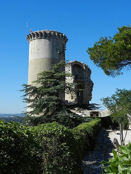Château de Châteaurenard
