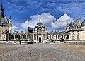Château de Chantilly, entrée principale.jpg