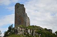 Château de Mardogne vue rapprochée.JPG