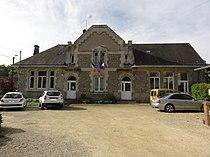 Chérêt (Aisne) mairie-école.JPG