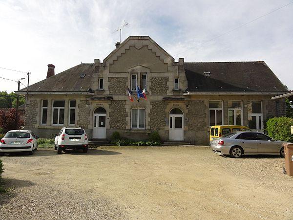 Photo de la ville Chérêt