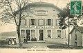 Chalindrey Le café de la gare vers 1910.jpg