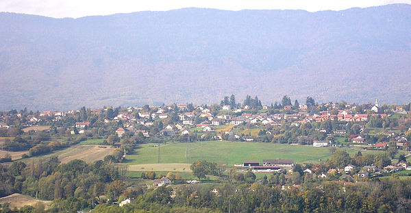 Photo de la ville Challex