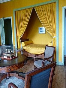 une alcve chambre de napolon le daix - Chambre Alcove