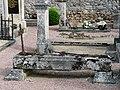 Champniers-et-Reilhac cimetière tombes.JPG