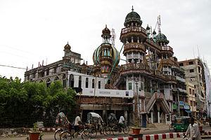 Masjid-e-Siraj ud-Daulah - Chandanpura Masjid