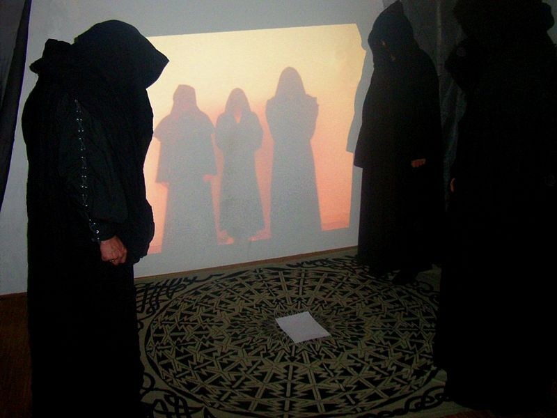 Файл:Chaos magic ritual involving videoconferencing.JPG
