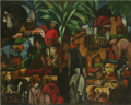 Charles-GeorgesDufresne-1920-Moroccan Market.png