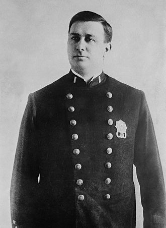 Charles Becker - Becker in uniform circa 1912