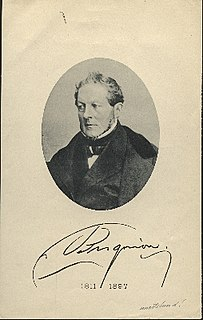 Charles-Juste Bugnion Swiss private banker (1811-1897)