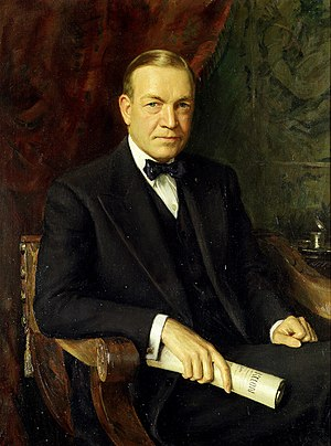 Oregon Republican Party - Oregon Republican Charles L. McNary (1874-1944) sat in the halls of the U.S. Senate for 25 years during the first half of the 20th Century.