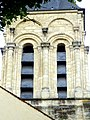 Chatou (78), église Notre-Dame, clocher, étage de beffroi, côté est.jpg