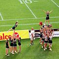 Cheerleaders - American Football - World Games Duisburg 2005 (2530).jpg