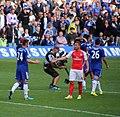 Chelsea 2 Arsenal 0 (15272584110).jpg