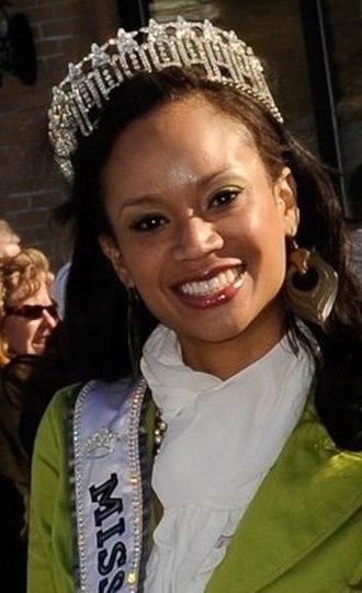 Miss New Jersey USA - Chenoa Greene, Miss New Jersey USA 2010.