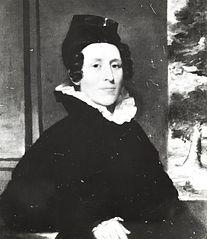 Portrait of Mrs. Mary Martin Kinsley (ne Bellows)