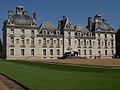 Cheverny Le Château Vue n°5.JPG