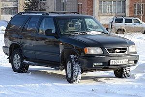 3e1bfc0946 Chevrolet Blazer – Wikipédia