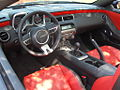 Chevrolet Camaro interior - Flickr - Stradablog.jpg